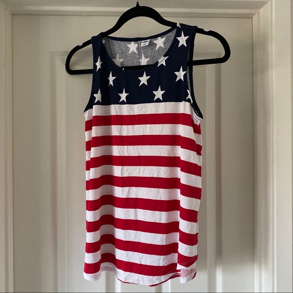 Old Navy Tops - Star Spangled Tank Top